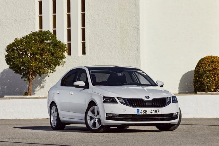 """A ŠKODA OCTAVIA nyert a """"Best cars"""" olvasói felmérésen"""