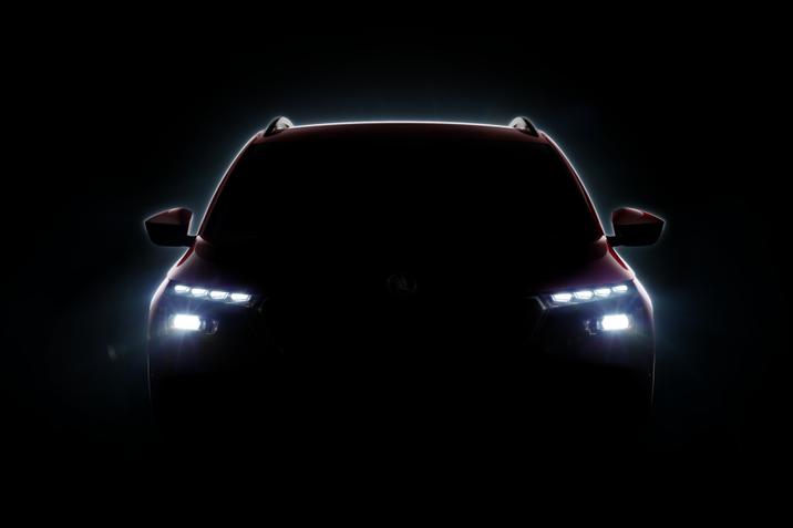 A ŠKODA crossover modellel bővíti SUV kínálatát.